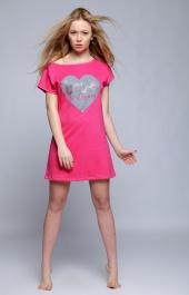 cf8140383155d7 Bielizna nocna:koszula damska z bawełny krótka,koszula nocna ciążowa ...