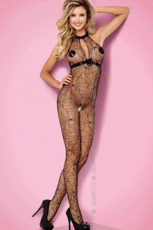 Bodystocking czarne