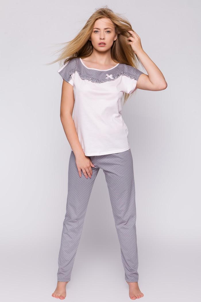 e79e23577b90f9 Ciepła bielizna nocna w sklepie internetowym. Piżama z bawełny ...